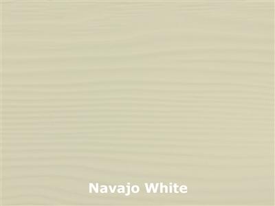 Allura Fiber Cement Cedar Lap Siding 8 1 4 Navajo White