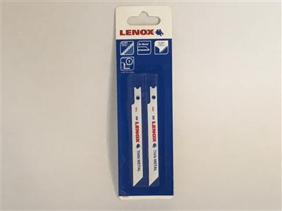Lenox 20323 3 5 8 Quot Jig Saw Blades Thin Metal 24 Tpi